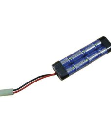 Batterie NimH Type Mini 9.6V 1600 mAh Intellect