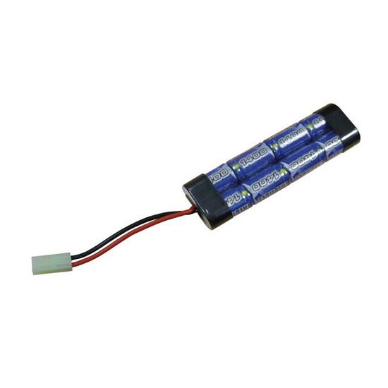Batterie NimH Type Mini 9.6V 1600 mAh Intellect