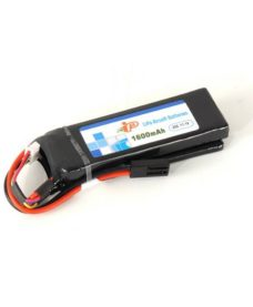 Batterie Stick+ V alarm LiPo 11.1V 1600 mAh Intellect