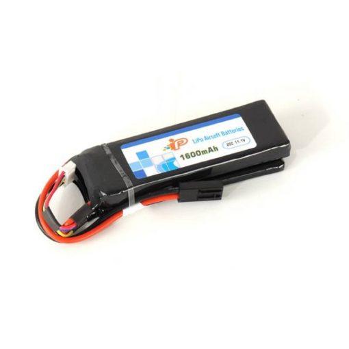Batterie Stick+ V alarm LiPo 11.1V 1600 mAh Intellect