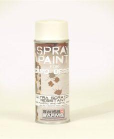Bombe peinture blanche pour réplique Airsoft