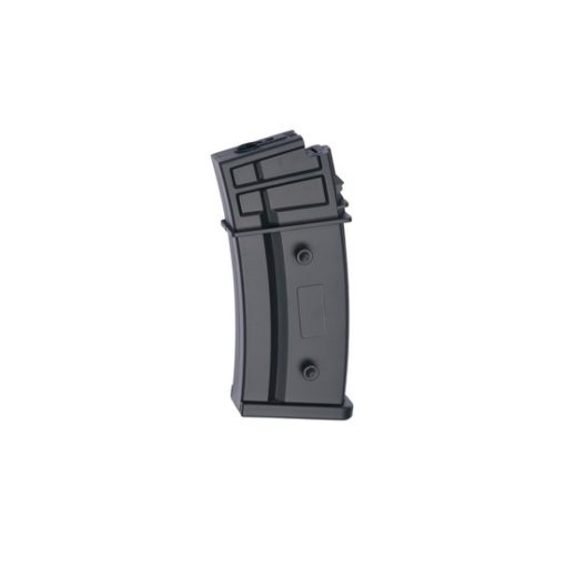 Chargeur Hi-Cap G36 AEG 470 billes