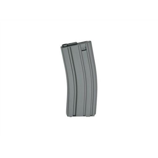 Chargeur Mid-Cap gris M4 AEG 85 billes