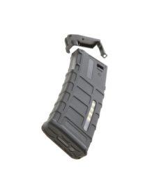 Chargeur Mid-Cap M4 AEG Type PMAG M 120 Billes Noir