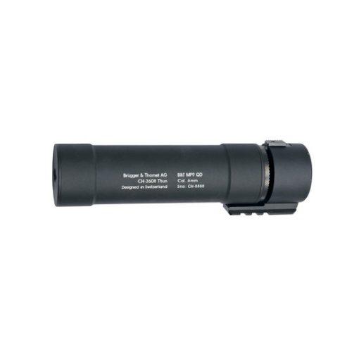Extension Silencieux canon MP9 réplique Airsoft