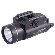 Lampe Tactique alu noire Type TLR-1 Pistolet Airsoft
