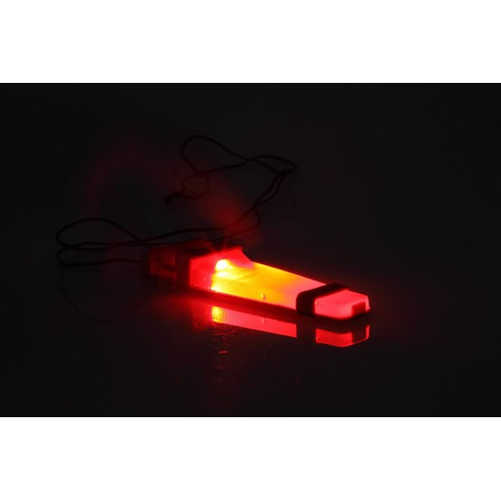 Lampe V-Lite Identification Orange