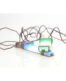 Lampe V-Lite Identification Verte