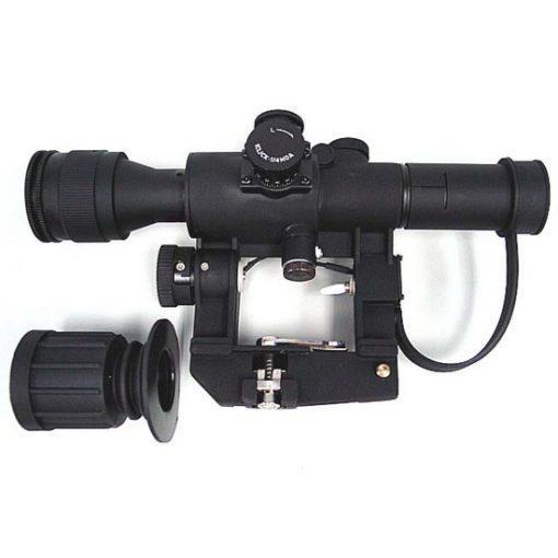 Lunette précision Kalashnikov 4x26 Airsoft