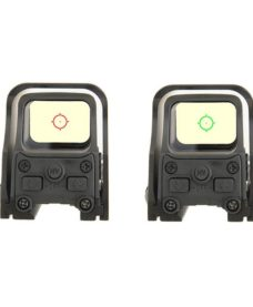 Red Dot point rouge Eotech 551+QD noir Airsoft