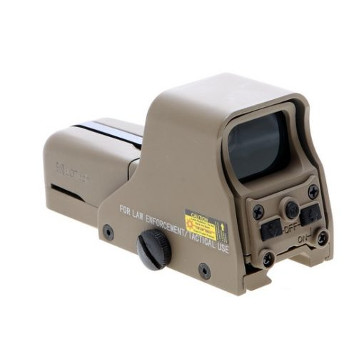 Red Dot point rouge Eotech 552+QD tan Airsoft