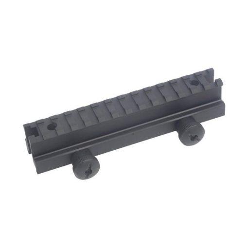 Réhausse de rail pour weaver et picatinny
