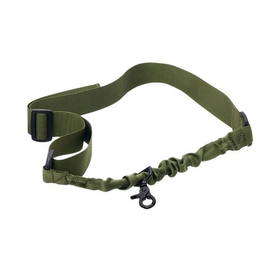 Sangle bungee tactique 1 point olive DUKE