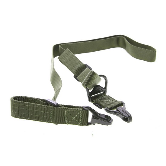 Sangle Type MS3 Multipoints Olive