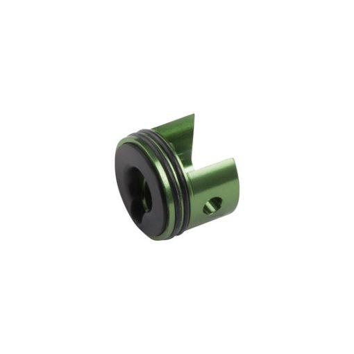 Tête de cylindre vert alu Gearbox V6 Hexachrome