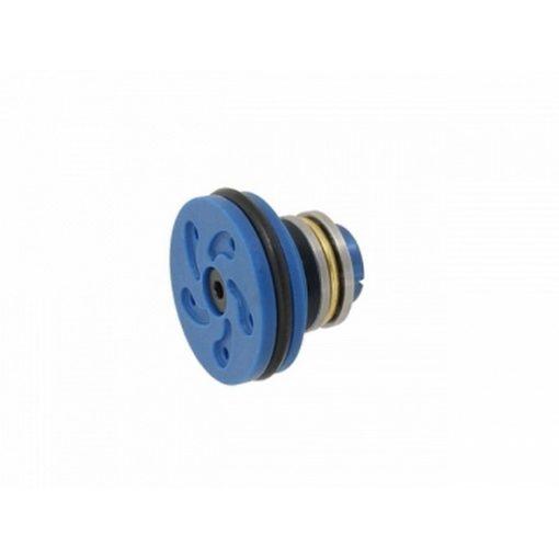 Tête de piston sur roulement Nylon Bleu DUKE