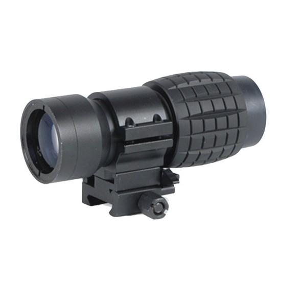 Visée rabattable 3x quick disconnect scope Airsoft