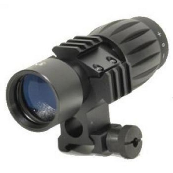 Zoom Magnifier x3 pour Point Rouge Airsoft