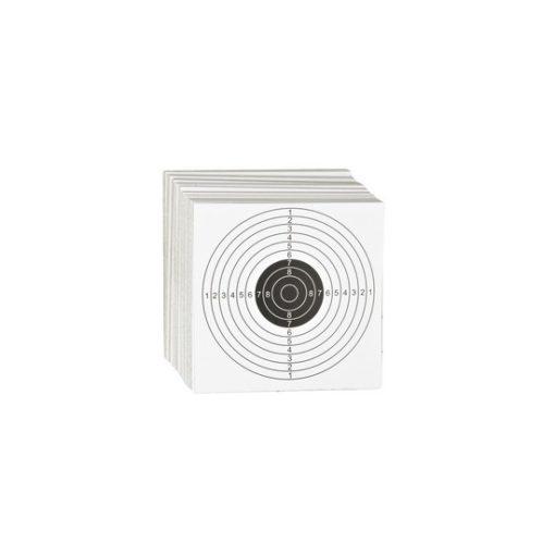 100 Cibles carton Airsoft 14 cm
