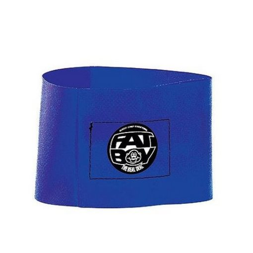 Brassard large Airsoft bleu