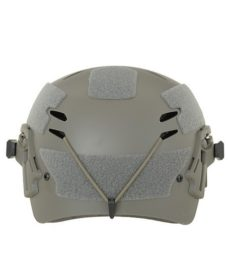 Casque tactique Airsoft EXF BUMP Foliage