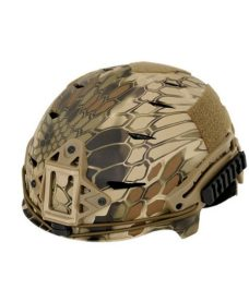 Casque tactique Airsoft EXF BUMP Kryptek Highlander