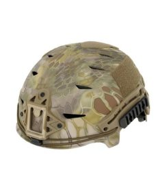 Casque tactique Airsoft EXF BUMP Kryptek Mandrake