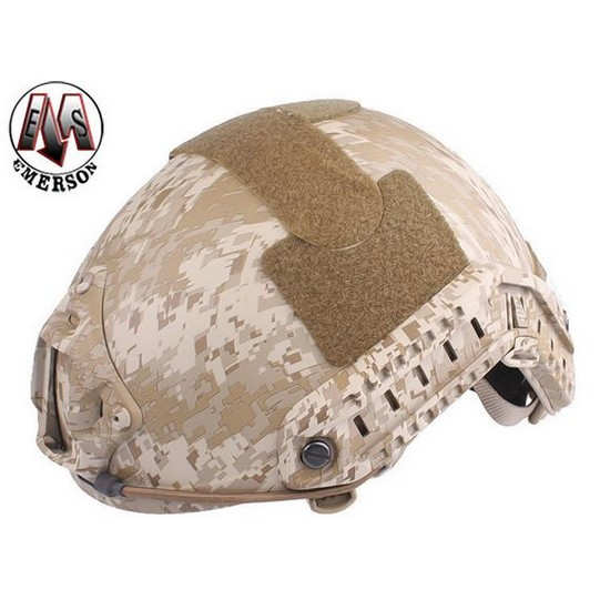 Casque tactique Airsoft FAST PJ Digital Desert
