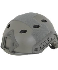 Casque tactique Airsoft FAST PJ Foliage
