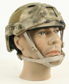 Casque tactique Airsoft FAST PJ Molette ATACS AU