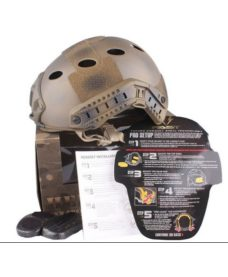 Casque tactique Airsoft FAST PJ Molette Seal