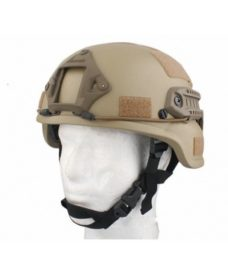 Casque tactique Airsoft tan ACH MICH