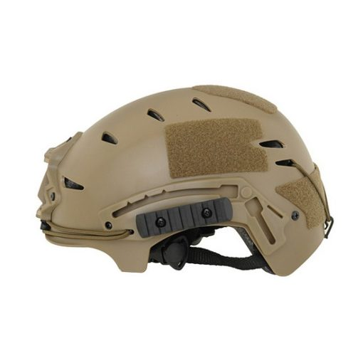 Casque tactique Airsoft tan EXF BUMP