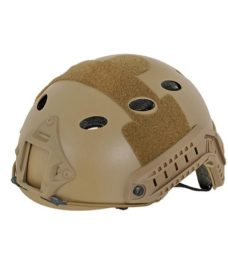 Casque tactique Airsoft tan FAST PJ