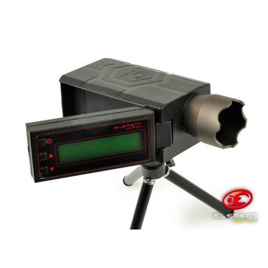 Chrony Radar Airsoft EX236 E1000 Element Noir