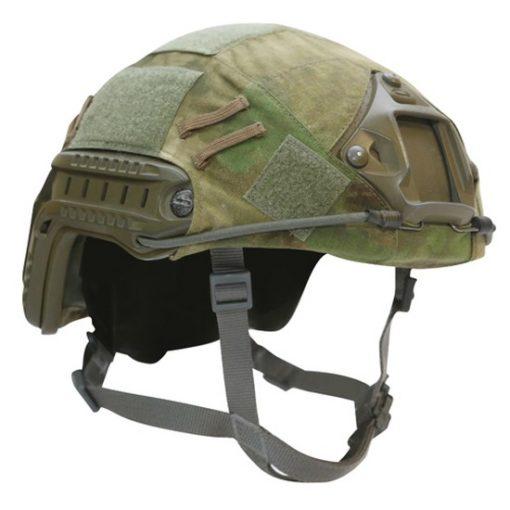 Couvre casque tactique Airsoft ATacs Foliage