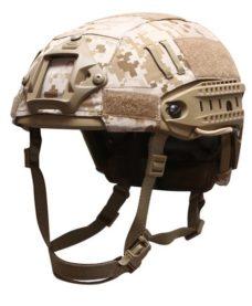 Couvre casque tactique Airsoft Digital desert