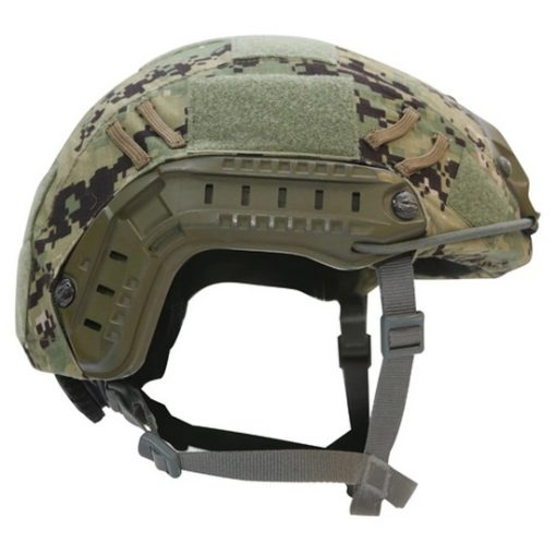 Couvre casque tactique Airsoft Digital Woodland
