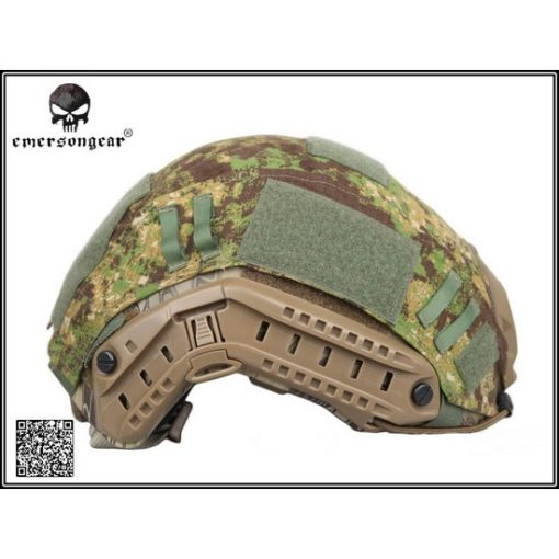 Couvre casque tactique Airsoft Greenzone
