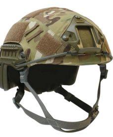 Couvre casque tactique Airsoft Multicam