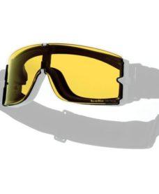 Ecran masque Airsoft Bollé X800 Jaune