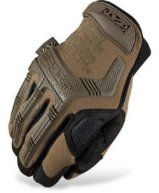 Gants tactiques Airsoft Mechanix M-Pact Coyote tan taille M