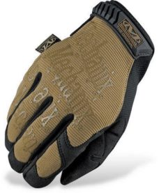 Gants tactiques Airsoft Mechanix tan