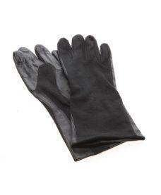Gants tactiques Airsoft noir longs taille M