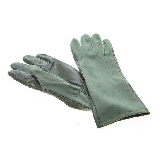 Gants tactiques Airsoft olive longs taille M