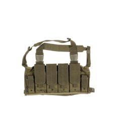 Gilet tactique Airsoft chest rig strike M4 M15 AK
