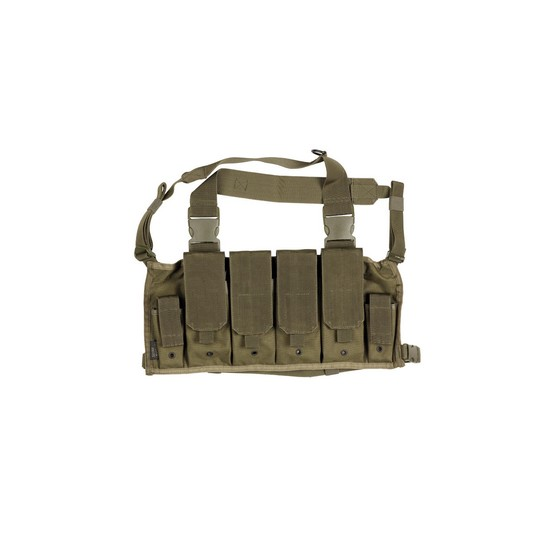 Gilet tactique Airsoft chest rig strike M4 M15 AK