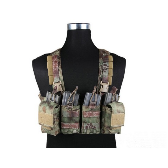Gilet tactique porte chargeurs Airsoft Mandrake