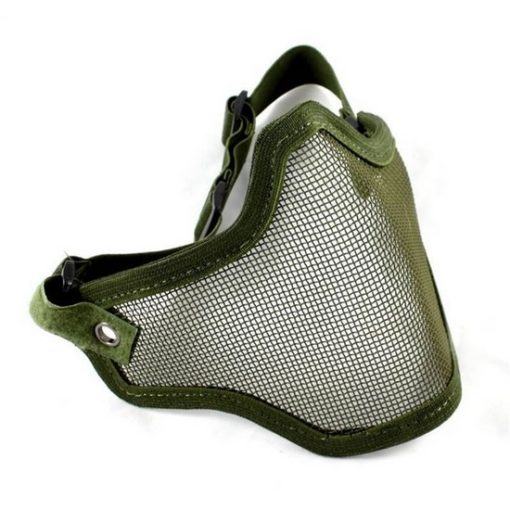 Grille protection bas-visage Airsoft olive Emerson