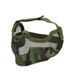 Grille protection compléte Airsoft camouflage